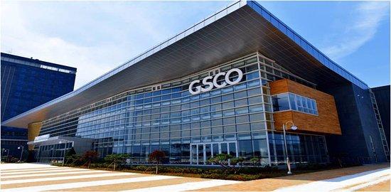 Gunsan, Coréia do Sul: 군산 새만금 컨벤션 센터