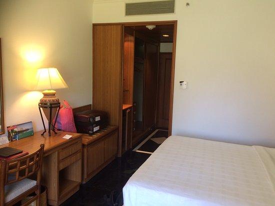 Trident Udaipur: Hotel room
