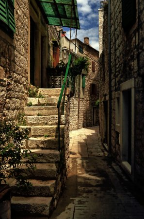Hvar, Croacia: Stare misto