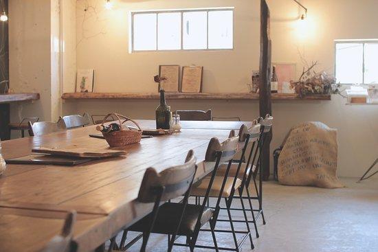 Kashiwa, Japón: inside Table beet restaurant