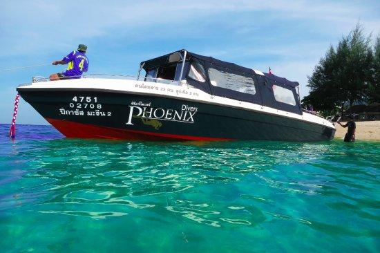 Phoenix Divers Koh Lanta
