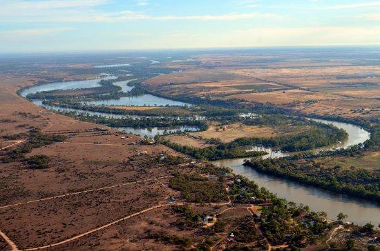 Nuriootpa, Australien: Murray River