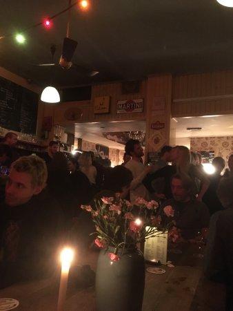 Photo of Modern European Restaurant Cafe de Tuin at Tweede Tuindwarsstraat 13/1015 Rx, Amsterdam 1015 RX, Netherlands