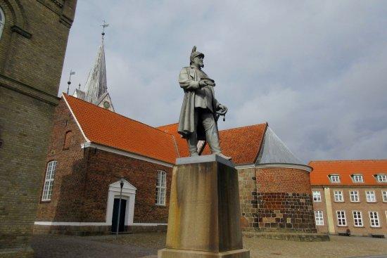 Frederik VII paa Varde Torv