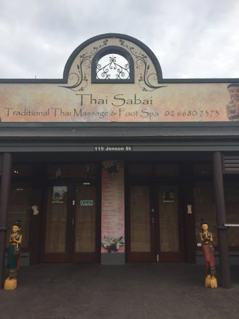 Thai Sabai Traditional Massage & Foot Spa
