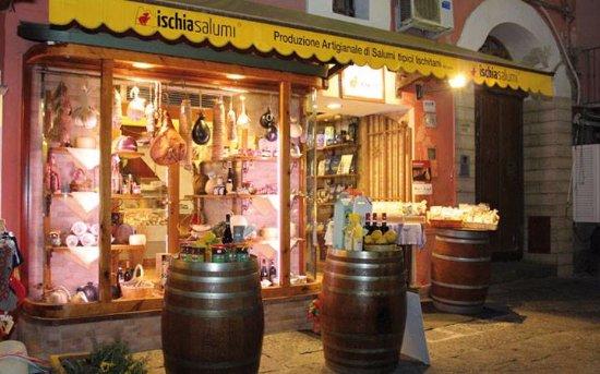 Ischia, Italie : il nostro negozio