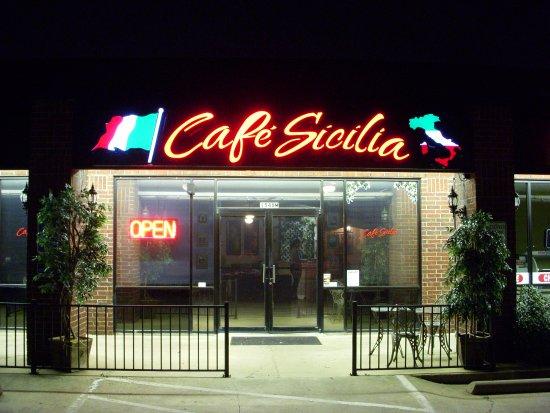Бедфорд, Техас: Cafe Sicilia, Bedford location