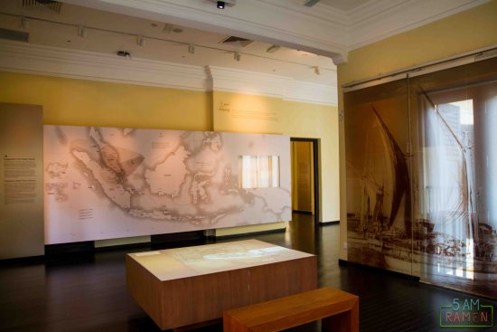 Malay Heritage Centre : Museum Interior