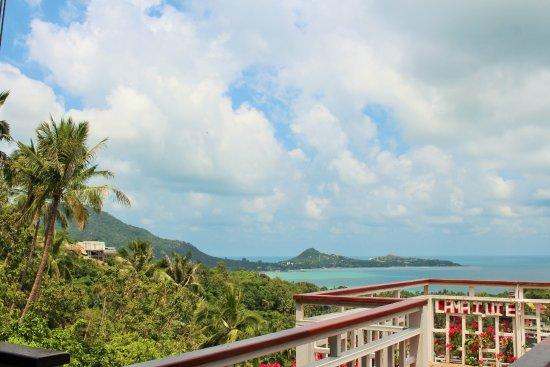 Maret, Thailand: Viewing Deck