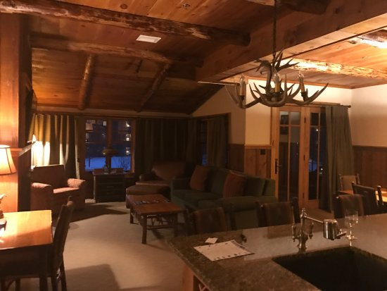 The Whiteface Lodge: Beautiful Suites!