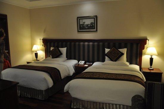 Rex Hotel: Solid interieur
