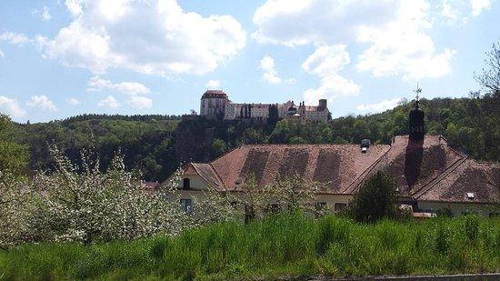 Vranov nad Dyji, Czech Republic: Cesta k zámku