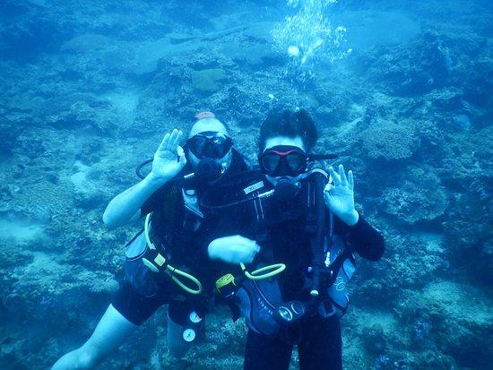 Aqua Vision Scuba Diving : 5 star diving with Aqua Vision