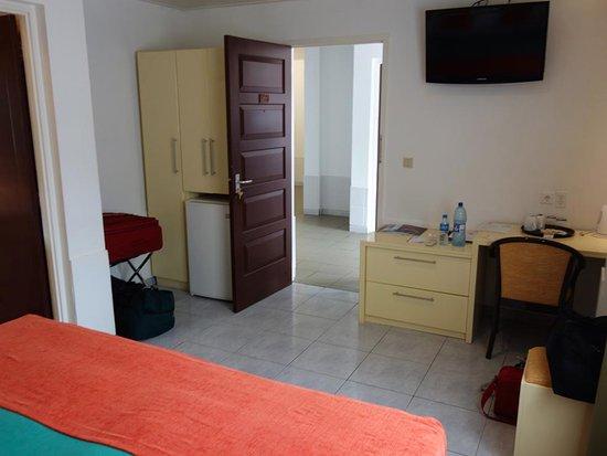 Hotel Residence Inn Paramaribo : kamer