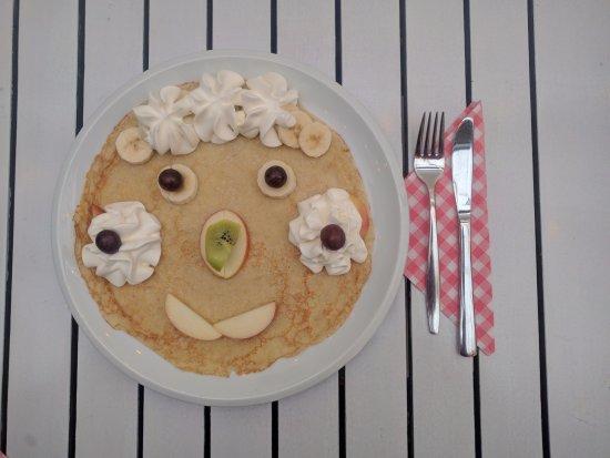 Hilversum, Países Bajos: De Spongebob pannenkoek voor de kleintjes