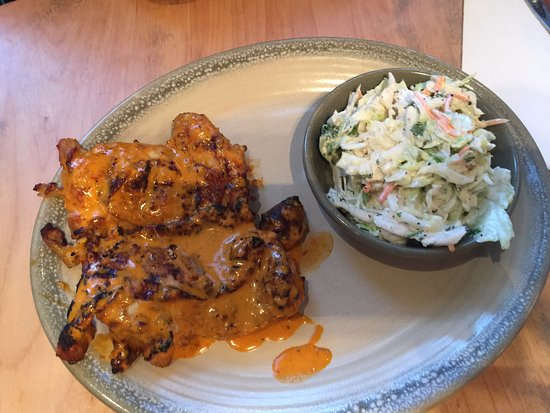 ‪‪Gambrills‬, ‪Maryland‬: Chicken with slaw‬