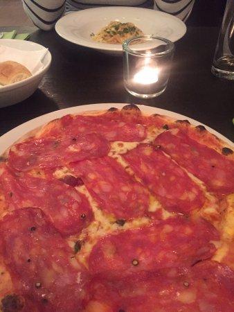 Stadio: Pizza :)
