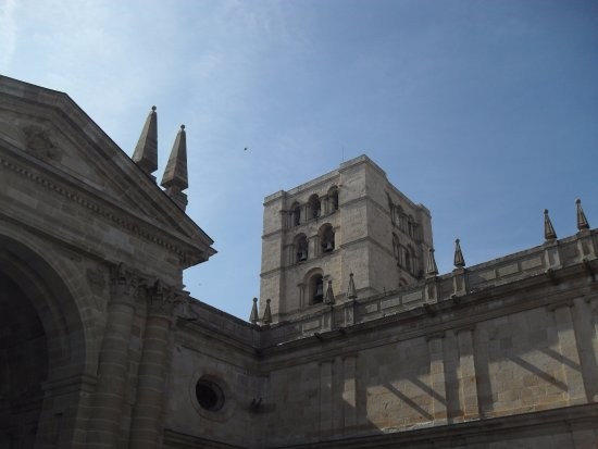 Cathedral of Zamora: Tower view