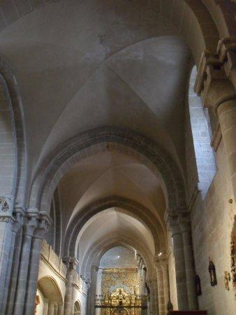 Cathedral of Zamora: Interior