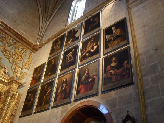 Cathedral of Zamora: Chapel view