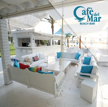 Cafe Del Mar Beach Bar Welcome To Caf