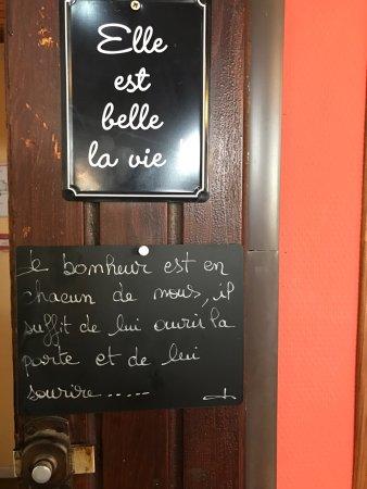 Chez Gabrielle Restaurant Beaudean