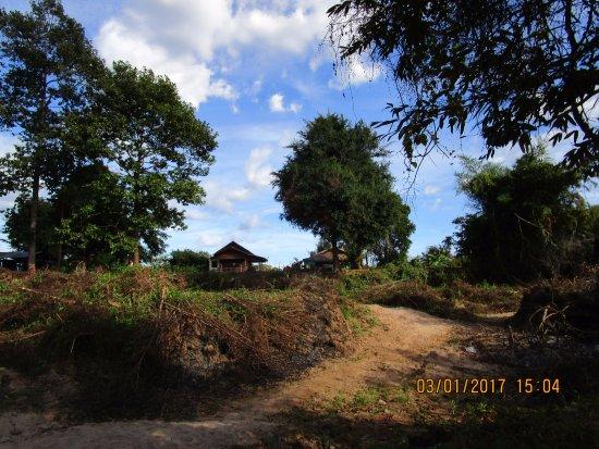 Don Det, Laos : @mekong beach view to Nang´s