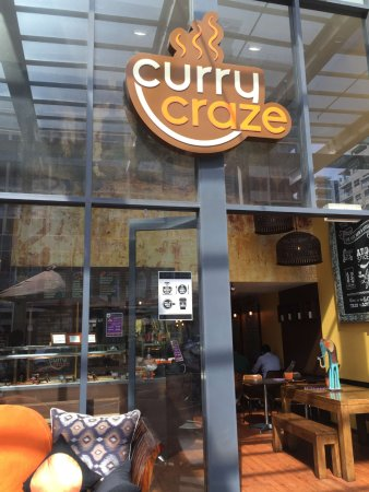 Curry craze