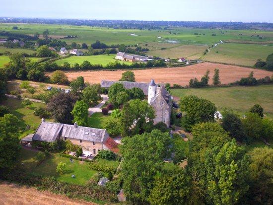 Isigny-sur-Mer, ฝรั่งเศส: le chateau de monfreville