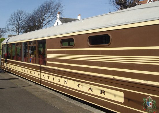 Swanage Railway: Once pulled by the Flying Scotsman,the observation car is a must.