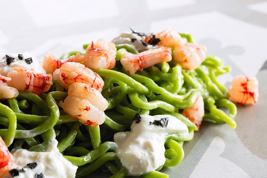 Ristorante Capriccio  Spaghetti alle alghe 770b63a6715e