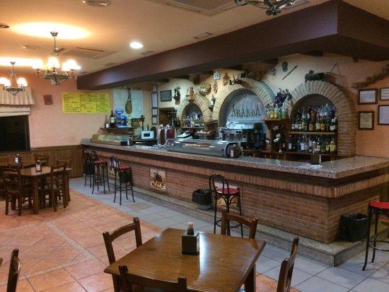 La Puebla de Montalbán, España: Restaurante Aranda