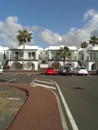 Apartamentos Guacimeta Lanzarote afbeelding
