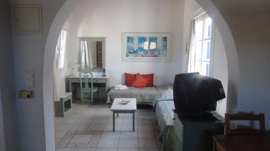 Villa Konstantin: Studio