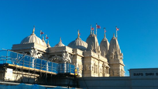 Photo of Tourist Attraction BAPS Shri Swaminarayan Mandir at 105-119 Brentfield Road, London NW10 8LD, United Kingdom