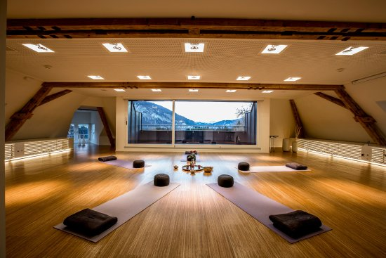 Romantik Hotel Schweizerhof : Salle d'Etude - Yoga
