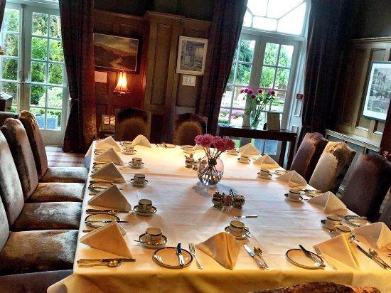 Hayfield Manor Hotel: Five star breakfast