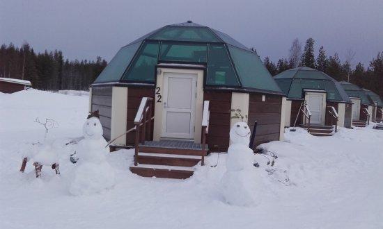 Arctic SnowHotel & Glass Igloos: 20170323_084904_large.jpg