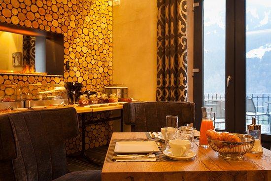 Petit Déjeuner Hotel National Resort & Spa Champery