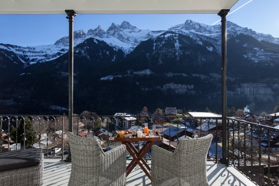 Vue Suite Hotel National Resort & Spa Champery