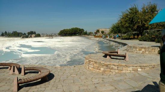 hierapolis u pamukkale piscinas
