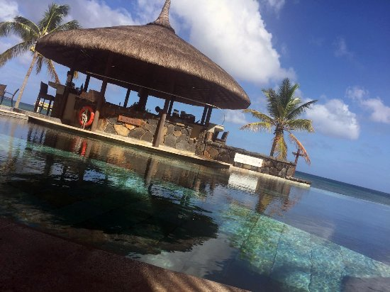 Le Meridien Ile Maurice: Nirvana pool house
