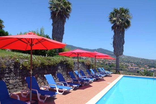 Quinta Alegre: Beheizter Pool mit fantastischer Aussicht