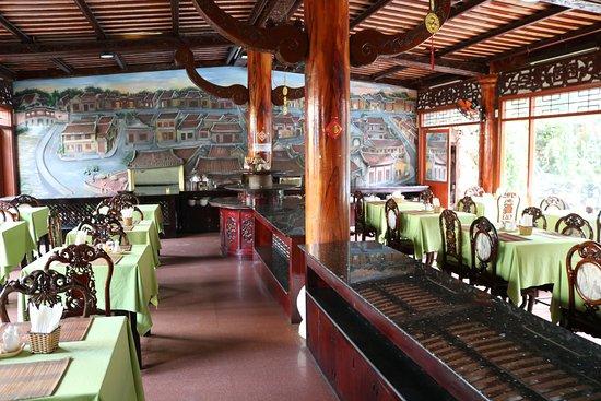 Thanh Binh III Hotel: Breakfast area