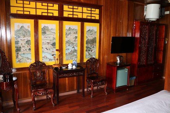 Thanh Binh III Hotel: Lots of room