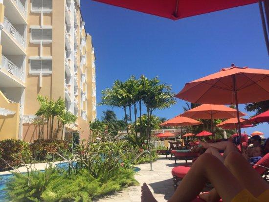 Ocean Two Resort & Residences: by the pool