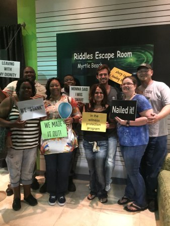 Groupon Master Escape Room