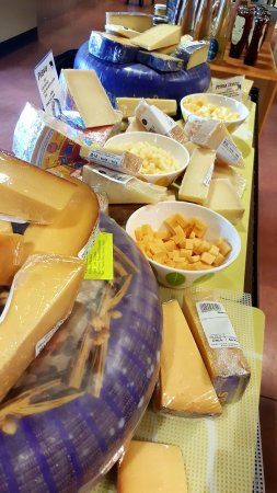 Akron, OH: More Cheeses