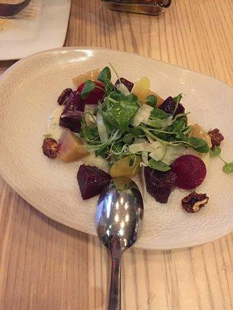 Zaytinya: Beet Salad