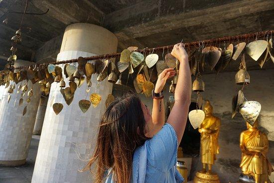 Chalong, Thailand: на удачу